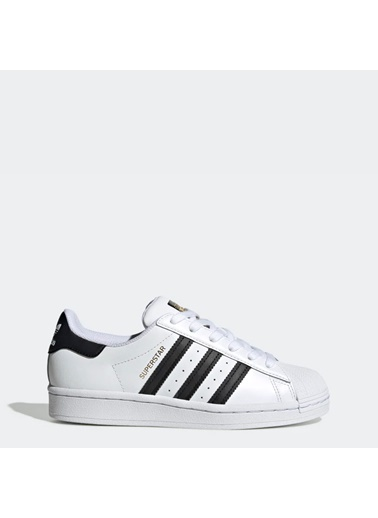 adidas Adidas Çocuk Günlük Spor Ayakkabı Superstar J Fu7712 Beyaz